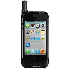 "Thuraya SatSleeve turns iPhone 5 into ""Satellite Phone"". it's called, ""your gadget is never been too old""."