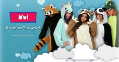 HALLOWEEN GIVEAWAY: We're hosting one last giveaway to give our fans a chance to win a kigurumi in time for Halloween! Entering is uber easy at http://blog.kigurumi-shop.com/2014/10/kigurumi-animal-onesie-giveaway-2  You have until Thursday at 11:50 PST to enter!   Best of luck friends!!  <3 <3 <3