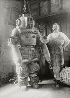 History of Diving Suits 18