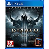 Diablo III: Reaper of Souls - Ultimate Evil Editionby Blizzard Entertainment1008% Sales Rank in Video Games: 176 (was 1951 yesterday)Platform: PlayStation 4(5) (Visit the Movers & Shakers in Video Games list for authoritative information on this product's current rank.)