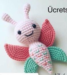#tbt vakti ise bizden de gelsin o vakit 😊 . . Easy Crochet Patterns, Amigurumi Patterns, Diy Crochet, Crochet Toys, Crochet Rabbit, Toddler Gifts, Handmade Toys, Handmade Ideas, Yarn Colors