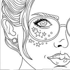 13 Mejores Imagenes De Dibujos Tumblr Para Colorear Dibujos