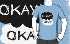 Okay? Okay. Tfios Shirt by Ellen Kapelle