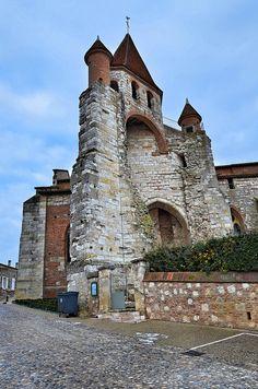 Eglise d'Auvillar ~ Tarn et Garonne