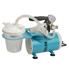 EA/1 - Schuco Aspirator with 800 cc Canister