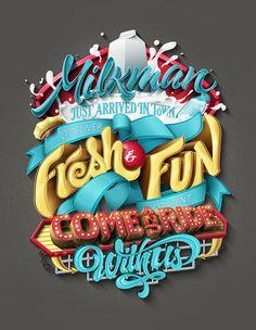Joluvian is a venezuelan freelance graphic designer based in Madrid, Spain.