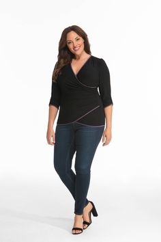 6a77b46e717 Wrap yourself in something stylish with our Chelsea Cinch Top. Inspired by  our best-