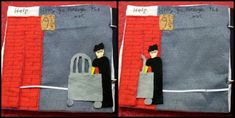 Feathers Flights // Sewing Blog: Harry Potter Quiet Book