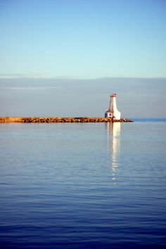 The Lighthouse - Cobourg, ON Summer Goals, What Is Need, Wishful Thinking, Lighthouses, Golden Gate Bridge, Ontario, Places Ive Been, Transportation, Canada