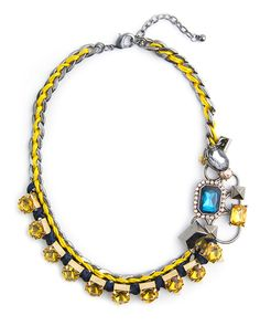 Electric Youth Necklace