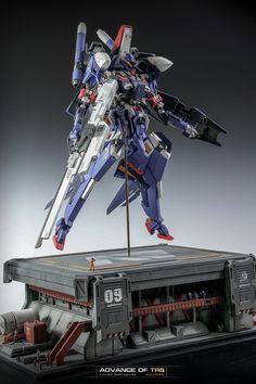 Custom Build: HGUC 1/144 ORX-005 Gaplant TR-5 [Advanced] - Gundam Kits Collection News and Reviews