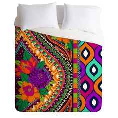 Aimee St Hill Ayanna Duvet Cover | DENY Designs Home Accessories