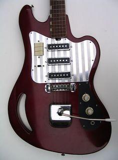 Rare 1965 TEISCO TG-64