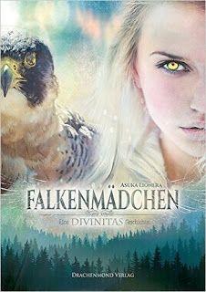 ♥︎  MissyFoos fantastische Bücherwelt  ♥︎: { Rezension } Falkenmädchen