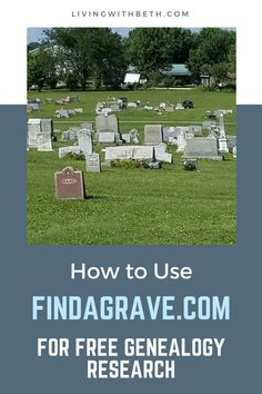 Here's how to use one of the best free genealogy research tools out there, Findagrave. Here's how to use one of the best free genealogy research tools out there, Findagrave. Free Genealogy Records, Free Genealogy Sites, Genealogy Search, Family Genealogy, Genealogy Forms, North Dakota, Somerset, Brighton, Family Tree Research