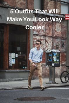 Cool Casual outfit ideas for men. High Fashion Men, Mens Fashion Blog, Fashion Mode, Look Fashion, Fashion 2016, Casual Wear, Casual Outfits, Men Casual, Casual Menswear