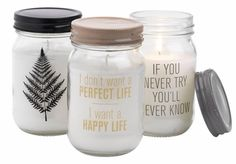 HOLME kynttilät. Perfect! www.jysk.fi Family Gifts, Kitchen Inspirations, My Room, Furniture Accessories, Home Decor, Salt And Pepper Shaker, Colorful Furniture
