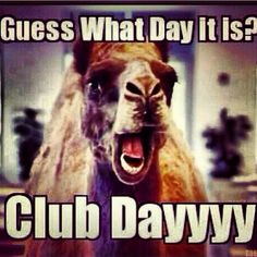 Club Day! Young Life