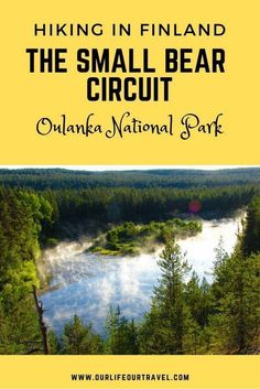 Bear Circuit - Oulanka National Park Best in Finland - Day hikes in Finland Finland Travel, Norway Travel, Us Travel, Travel Tips, Hawaii Travel, Italy Travel, Sweeden Travel, Travel Around The World, Around The Worlds