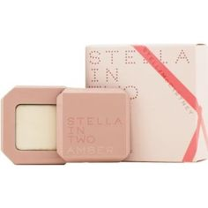 Stella McCartney Stella In Two Amber Solid Perfume 2g