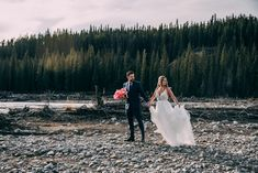 Sara is an Edmonton and beyond wedding and engagement photographer for the free-spirited lovers that are looking to document lifes most important moments. Planner Decorating, Rose Photography, How To Show Love, Above And Beyond, Stunning Dresses, Best Couple, The Incredibles, Mountain, Couple Photos