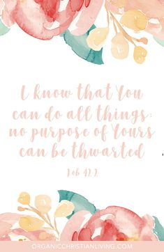 best bible verses for encouragement images Bible Verses For Women, Best Bible Verses, Encouraging Bible Verses, Bible Verses Quotes, Bf Quotes, Scripture Verses, Scriptures, Job 42 2, Job Bible