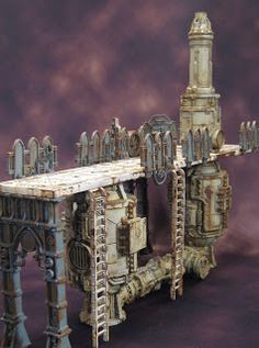 Kevin's Miniatures & Hobby Table: Shadow War Armageddon