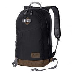 De Kings Cross 24 #rugzak van @jackwolfskin is een zeer degelijke tas met een speciaal laptopvak. Een ideale tas voor school of werk.