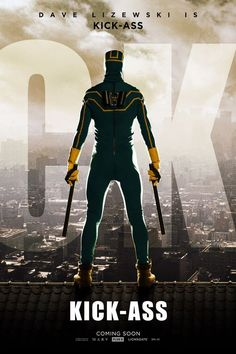 Click to View Extra Large Poster Image for Kick-Ass