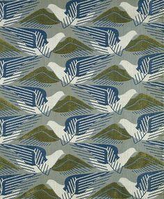Furnishing fabric - Avis - Victoria & Albert Museum - Marion Dorn - 1939.