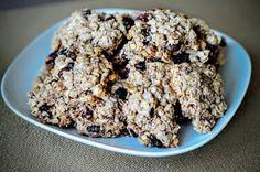 Fit & Fast Kitchen: Owsiane fit ciasteczka