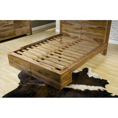 Found it at Wayfair - Atria Panel Bed