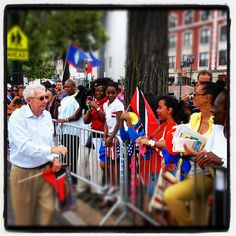 I had a great time celebrating #Caribbean culture at the #WestIndianLaborDayParade. - @charleshynes- #webstagram