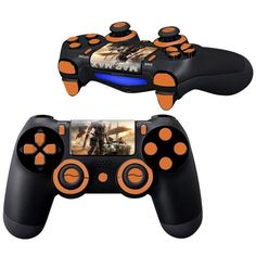 mad max ps4 Controller Full Buttons skin kit - Decal Design