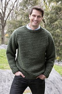 ♦§♦ FREE PATTERN ♦§♦  NICE CROCHETED SWEATER FOR MY HUSBAND.  THINK YOURS WOULD LIKE IT TOO?  ;)