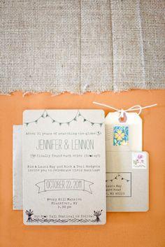 Nashville Wedding Photographer | Nashville Wedding | DIY wedding invitation