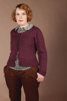 Sarah Hatton Knits Vintage Inspired Projects, McA direct