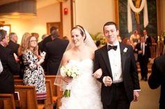 Local Wedding: Britt and Matt in Easton
