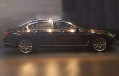 2017 BMW 7-Series - spy shot