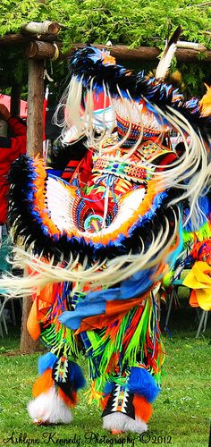 Pow Wow by Ashlynn Kennedy, via Flickr