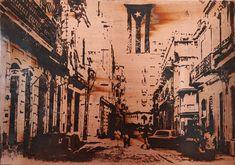 Cuba Cuba, Copper, Prints, Painting, Art, Art Background, Painting Art, Kunst, Paintings