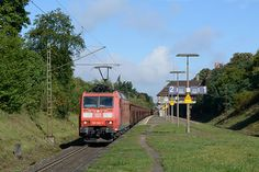 Trains and locomotive database and news portal about modern electric locomotives, made in Europe. Db Ag, Electric Locomotive, Europe, Train, Adventure, German, Modern, Locomotive, Deutsch