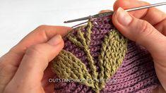 Form Crochet, Crochet Round, Filet Crochet, Crochet Motif, Crochet Stitches, Knit Crochet, Crochet Hats, Crochet Cardigan, Knit Picks Yarn