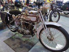 OldMotoDude: 1915 Harley-Davidson Twin on display at the 2016 M...