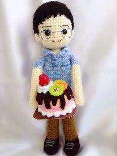 Amigurumi Hair Boy : 1000+ images about ? Crochet Boy Dolls ? on Pinterest ...
