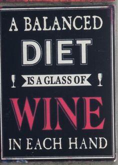 Magneetti Balanced Diet 3,50€ Balanced Diet, Calm