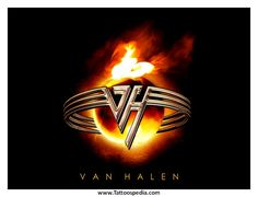 Van Halen Tattoo Top 40 5