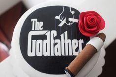 godfather themed birthday cake - Google Search
