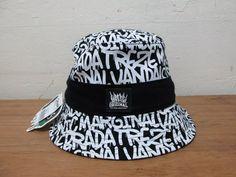 chapeu bucket hat chronic vandals estampado original 33298efe936