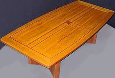 Cherry Wood Conference Room Tables, Solid cherry hardwood conference table custom made to your specification & budget.